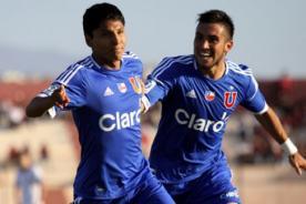 Raúl Ruidíaz es considerado el segundo mejor fichaje en Chile