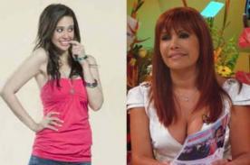 Lucía Oxenford demandaría a Magaly Medina por insinuar que consume drogas