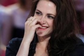 Kristen Stewart: Es raro cuando los actores se creen interesantes