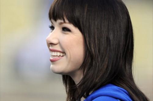 Carly Rae Jepsen, engreída de Justin Bieber, también fue nominada en los Teen Choice Awards