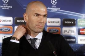 Euro 2012: Zinedine Zidane cree que España eliminará a Francia