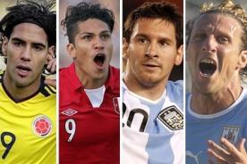 Eliminatorias 2014: Tabla de posiciones tras la décima fecha