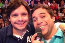 Gian Piero Díaz y Renzo Schuller anuncian nuevo proyecto televisivo