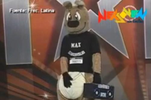 Perú Tiene Talento: Hombre canguro se roba el show y los aplausos (Video)