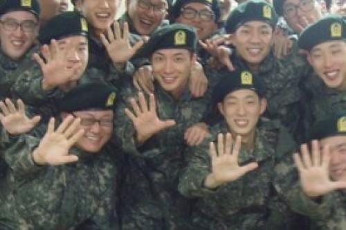 Super Junior: Foto de Leeteuk en el servicio militar circula en la web