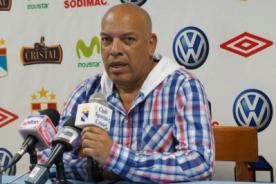 Sporting Cristal: Aclimatación no es un factor infalible para Mosquera