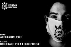 Brasileirao: Corinthians oficializó contratación de Alexandre Pato