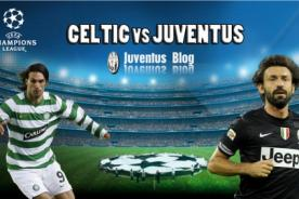 Celtic vs Juventus en vivo (0-3) por Fox Sports - Champions League