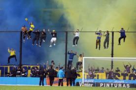 Fútbol Argentino: Clausuran dos tribunas de la Bombonera tras Boca - River