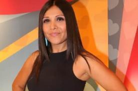 Tula Rodríguez evita hablar sobre posible encuentro con Gisela Valcárcel