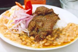 Recetas de comida peruana: Delicioso Seco de cabrito para Fiestas Patrias