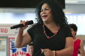 Eva Ayllón también quiere recibir una pensión de gracia