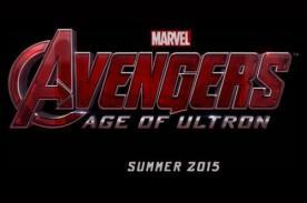 Video: Marvel revela cuál será la secuela de Los Vengadores