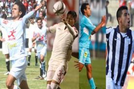 Fútbol Peruano: Programación de la fecha 27 del Descentralizado 2013
