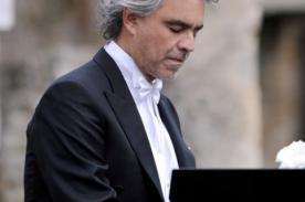 Andrea Bocelli en Lima: Mañana salen a la venta entradas para concierto