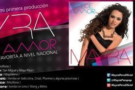 Mayra Goñi, ganadora de Operación Triunfo, lanza su disco 'Parece amor'