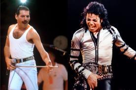 Michael Jackson y Freddie Mercury se reúnen en tres canciones inéditas