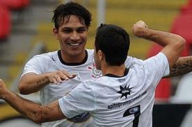 Brasileirao: Corinthians con Paolo Guerrero vs Gremio - en vivo por ESPN 3