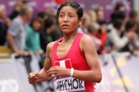 Inés Melchor logra campeonato de Media Maratón en Medellín