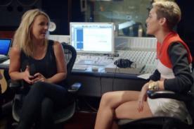 Britney Spears aparece en el documental de Miley Cyrus - Video