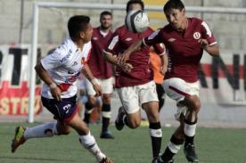 Universitario vs José Gálvez fue reprogramado para el 23 de octubre