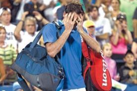 Masters de Shanghai: Roger Federer fue eliminado en octavos de final