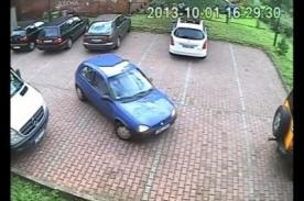Video muestra la peor forma de salir de un estacionamiento