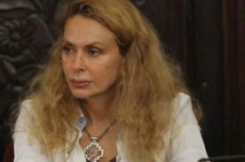 Caso ECOTEVA: ¿Eliane Karp se portó confrontacional ante la Comisión?