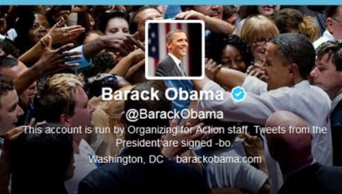 Hackers sirios intervienen cuentas de Facebook y Twitter de Barack Obama
