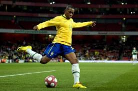 Selección de Brasil: Scolari convocó a Robinho en lugar de Diego Costa