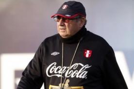 Selección peruana: Sergio Markarián sí asumiría jefatura de Unidad Técnica