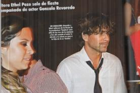 Hija de Gisela Valcárcel en salidas con el actor Gonzalo Revoredo - Fotos