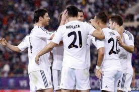 Liga BBVA: Real Madrid vs Celta de Vigo en vivo por Direct TV