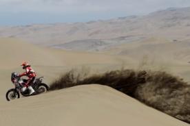 El Dakar 2014 empieza su novena etapa en Chile