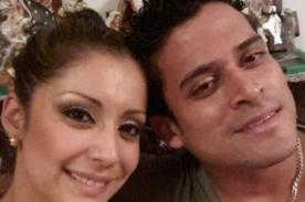 Karla Tarazona y Christian Domínguez cumplen un mes de relación