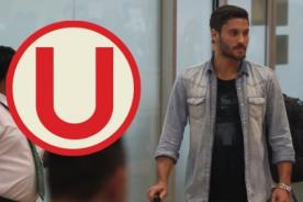 Universitario: Nuevo defensor Gonzalo Soto arribó a Lima
