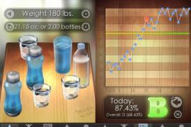 Aplicación para iPhone y Android te ayuda contra la deshidratación
