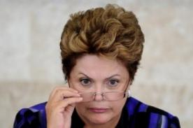Dilma Rousseff condena racismo de hinchas peruanos contra  'Tinga'