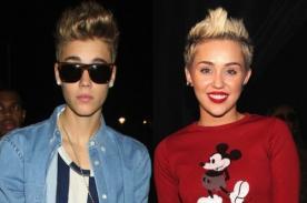 Justin Bieber estaría furioso con Miley Cyrus por recientes declaraciones