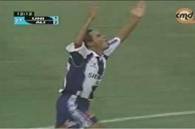 Alianza Lima: Revive uno de los mejores goles en un clásico - VIDEO