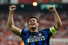 ¿Javier Zanetti dejaría el Inter para mudar al Chelsea de Mourinho?