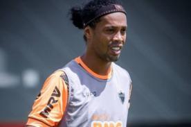 Ronaldinho es ignorado para el último amistoso de Brasil