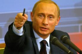 Vladimir Putin nominado al Premio Nobel de la Paz 2014