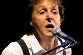 Entradas para Paul McCartney en Perú 2014: Precios Teleticket por zona