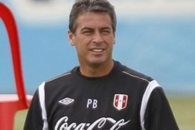 Selección Peruana: Pablo Bengoechea reveló su primera lista de convocados