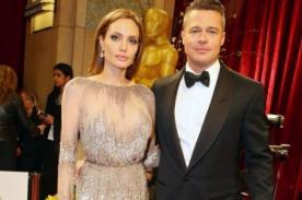Aseguran que Angelina Jolie está embarazada de gemelos