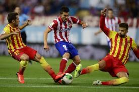 Fuerza de titanes: Barcelona y Atlético Madrid definen liga española