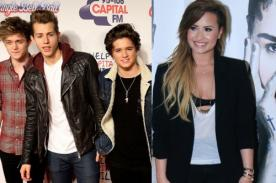 The Vamps lanzará canción con Demi Lovato