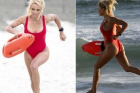 ¿Por qué Pamela Anderson corría en cámara lenta en Baywatch? [Video]