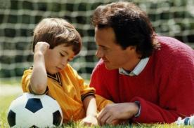 Frases para Facebook: Las mejores por el Día del Padre